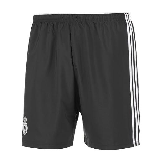 2 opinioni per Adidas Real Madrid pantaloncini stagione 2014/2015, colore: nero