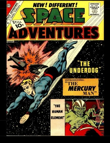 Space Adventures #44: 1962 Science Fiction Comic pdf epub
