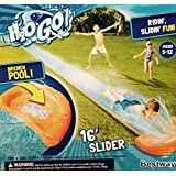 Bestway H2o Go 16 Foot Single Water Slide with Drench Pool