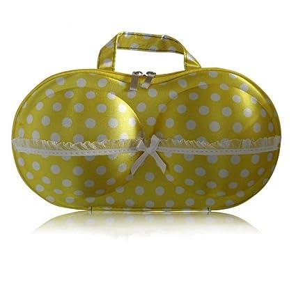 Moda y Online encaje estilo proteger cremallera sujetador ropa interior lencería organizador de viaje bolsa de
