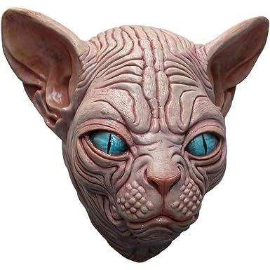 Ghoulish Productions Adult Sphynx Egyptian Cat Costume Mask  sc 1 st  Amazon.com & Amazon.com: Ghoulish Productions Adult Sphynx Egyptian Cat Costume ...