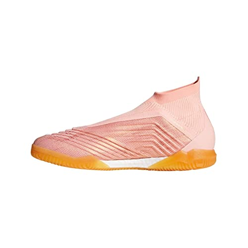 adidas Predator Tango 18+ IN, Zapatilla de fútbol Sala, Clear Orange-Trace