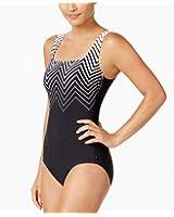 Reebok Women's Electric Express One Piece Swimsuit