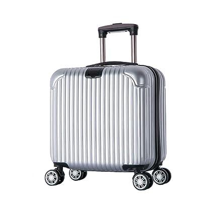 Maletas de equipaje de mano ABS súper ligero Maletas duras para viajes de maleta Maleta para