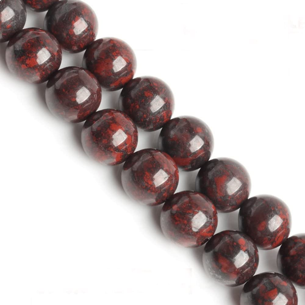 jartc Perles pour Energy Bracelets Bracelet de Yoga Bracelet DIY Perles en Pierre Naturel 64 Facettes Agate Noire 95 Pi/èces 4 mm 34CM