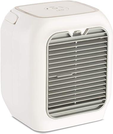REMEDIES refrigerador de aire portátil, personal   Mini ventilador ...