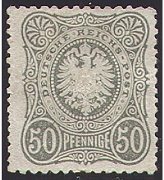 Goldhahn Deutsches Reich Nr 107-110 Nationalversammlung 1919 Briefmarken f/ür Sammler