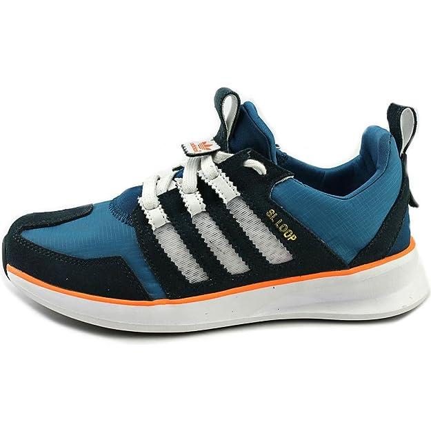 separation shoes eb047 7f403 Adidas Originals SL Loop Runner - Zapatillas para Hombre, Azul (Surf  Petrol White Petrol Ink), 6 D(M) US  Amazon.es  Zapatos y complementos