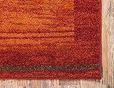 Unique Loom Autumn Collection Border Casual Rustic