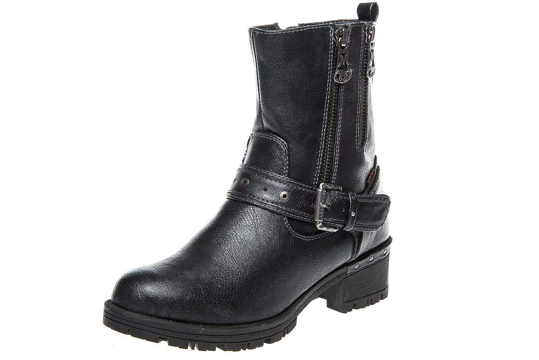 Mustang Shoes Boots in Übergrößen Navy 1283 502 820 große