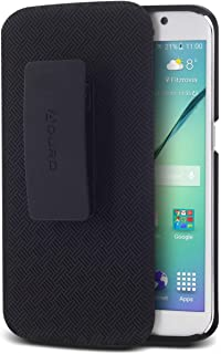 Amazon.com: Aduro Galaxy S6 Case, Shell & Holster Combo Case ...