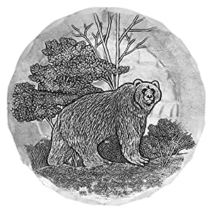 Kodiak Bear Coaster