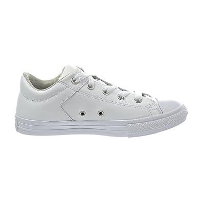 Converse Chuck Taylor All Star High Street Slip Big Kid s Little Kid s  Shoes White  b37f64c701
