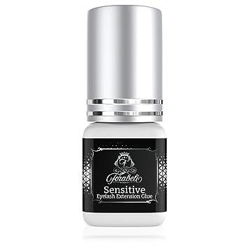 894aadc64ac Amazon.com : SENSITIVE Eyelash Extension Glue 5 ml | Forabeli | LOW ...
