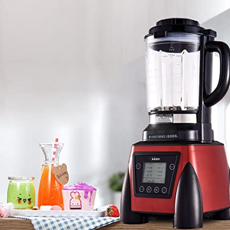 MX Mezclador automático multifuncional del alimento Mezclador del mezclador casero de la licuadora,rojo,200 * 450 mm ...