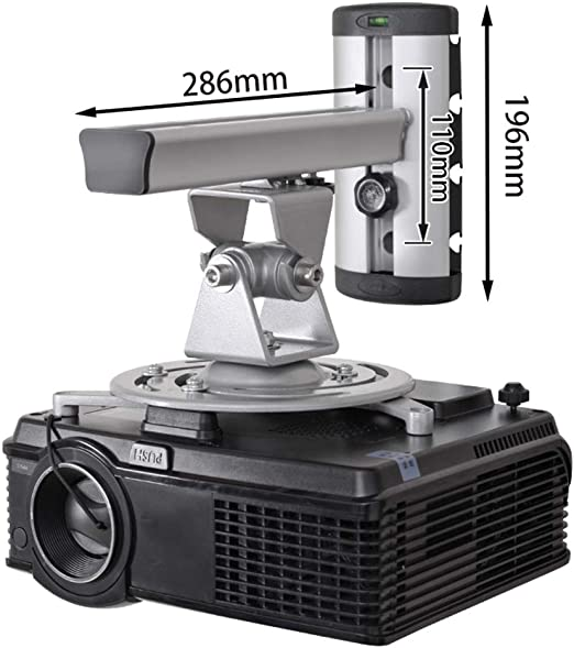 Xue-shelf Mini proyector de Pared Titular de Montaje de proyector ...