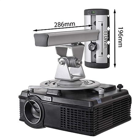 Xue-shelf Mini proyector de Pared Titular de Montaje de ...