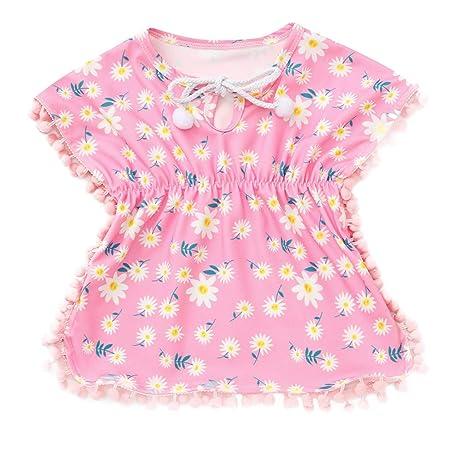 Amazon.com: EnjoCho - Ropa de baño para niños, vestido ...