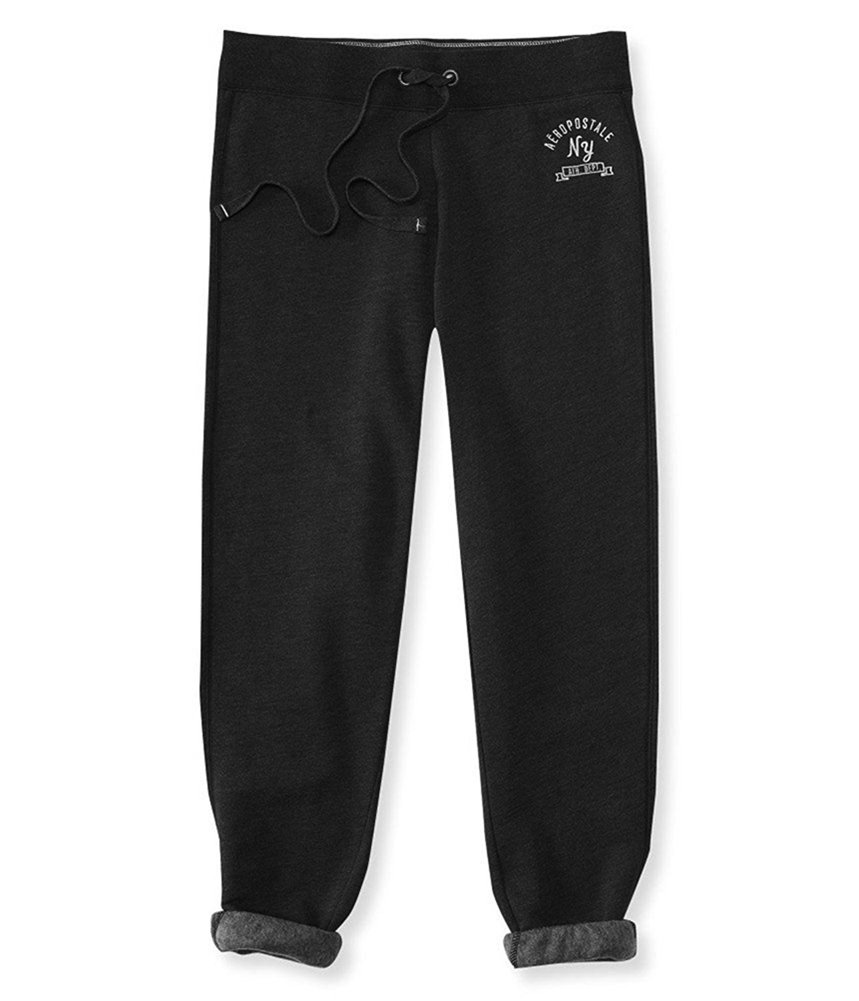 Aeropostale Womens Classic Cinch Casual Sweatpants 404 S/32