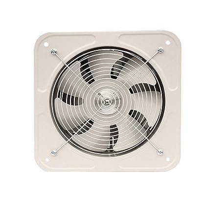 Ventilador de ventilación de Gran Alcance Horno de Cocina DE 12 Pulgadas Muro de Metal Ventilador