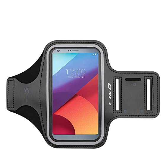פנטסטי Amazon.com: J&D Armband Compatible for LG G6 / LG G6 Plus Armband DQ-38
