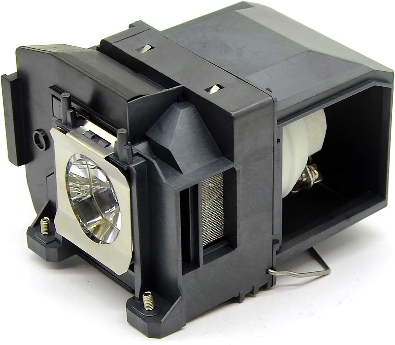 Aimple - Lámpara de Repuesto para proyector Epson ELPLP85 EH ...