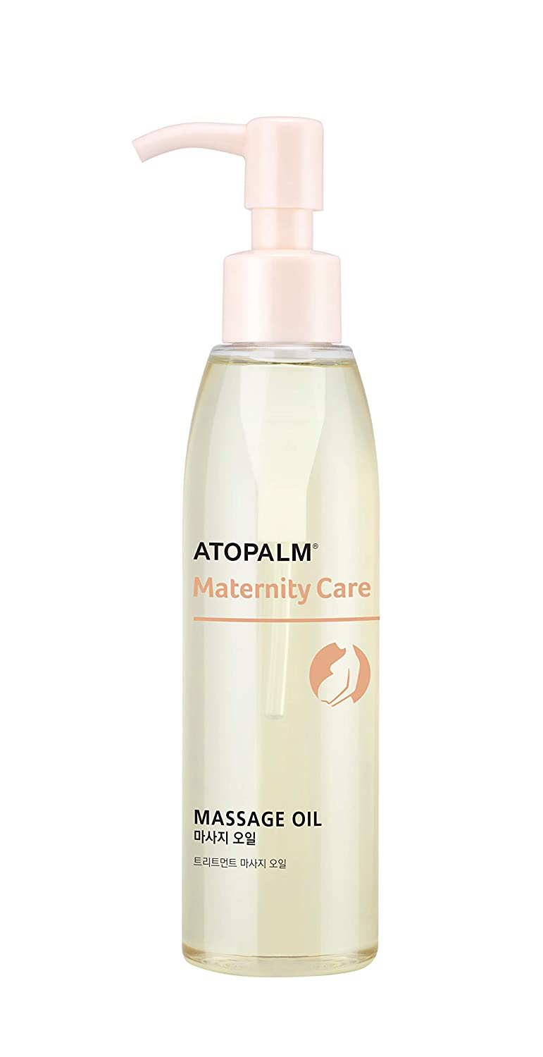 ATOPALM Maternity Care Massage Oil with MLE and Ceramide-9S Protection (For Daily Use)