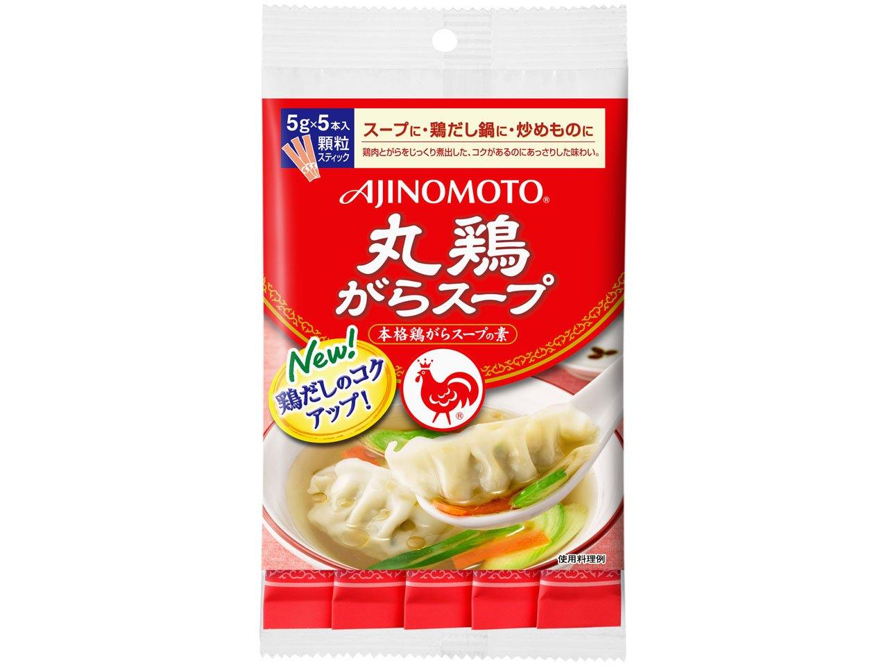 GARA (Chicken) soup stick 5gx5sticksx10 by Ajinomoto
