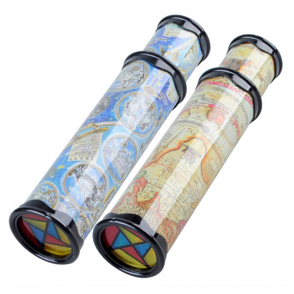 Forepin Caleidoscopio Regolabile Magic Galeidoscope Classico Giocattoli Educativi Miglior Regalo di Compleanno per Bambini