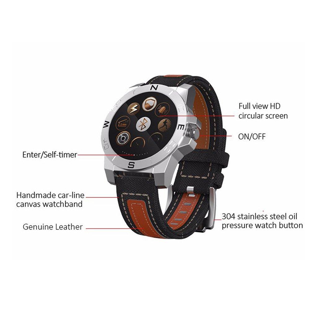 Smartwatch Con Tarjeta Sim Smartwatch Con Juegos / Pulsera ...