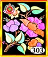 Asian Hobby Crafts 303 Emboss Painting Kit