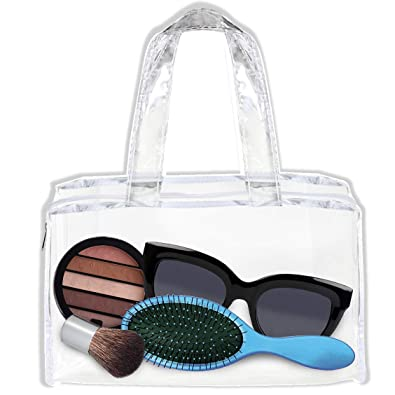 6a6104f08625 Fashionable Clear Work Security Purse, 10x6x5, NFL Stadium Approved ...