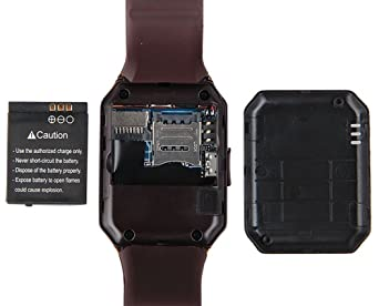New High-performance Bluetooth Smart Watch with Camera for Smartphones