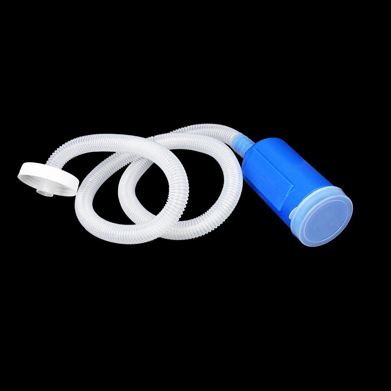 Urinal Funnel Men's Potty Portable Pee Bottle 2000 ML for Hospital Camping Car Travel (blue)&Urinal Funnel by UDWUTTA HWNOA HBDM (Image #7)