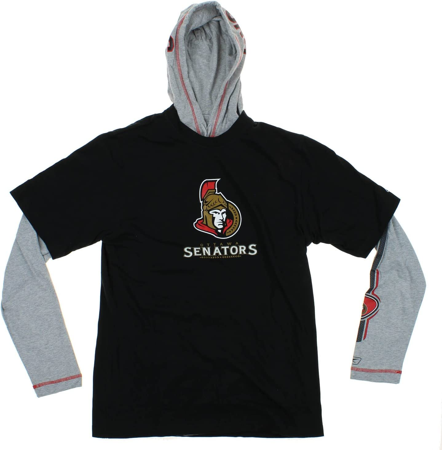Reebok Ottawa Senators NHL Mens Hoodie