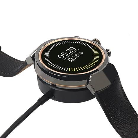 Sikai Chargeur De Station pour ASUS ZenWatch 3 Smartwatch Câble de Recharge USB Cordon de Remplacement