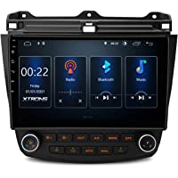 XTRONS Android 10.0 Car Stereo Radio Player 10.1 Inch IPS Touch Screen GPS Navigation Built-in DSP Bluetooth Head Unit…