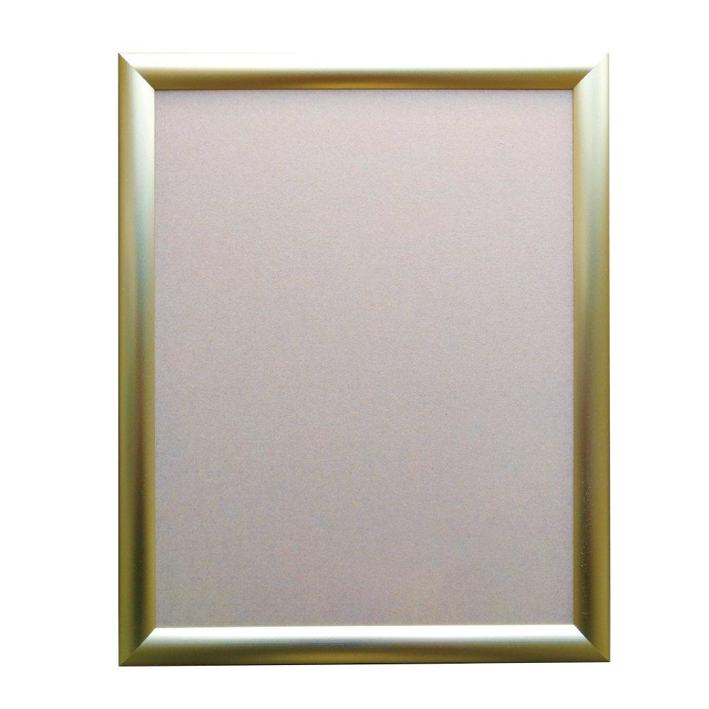 アルナ アルミ製額縁 YFM ゴールド テヌグイサイズ890x340 1641 B01NAV8WRG 手ぬぐいサイズ(890×340)|ゴールド ゴールド 手ぬぐいサイズ(890×340)