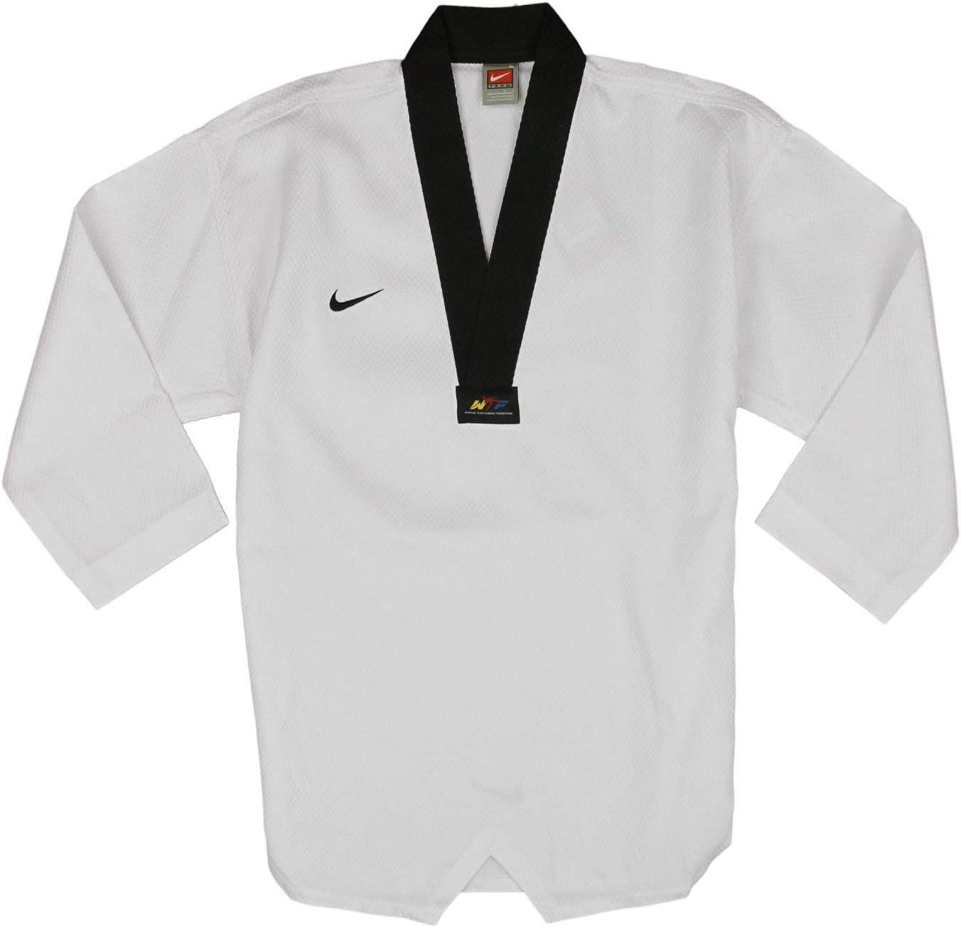 por qué mezcla combustible  Amazon.com : Nike Mens Taekwondo Elite Uniform : Clothing