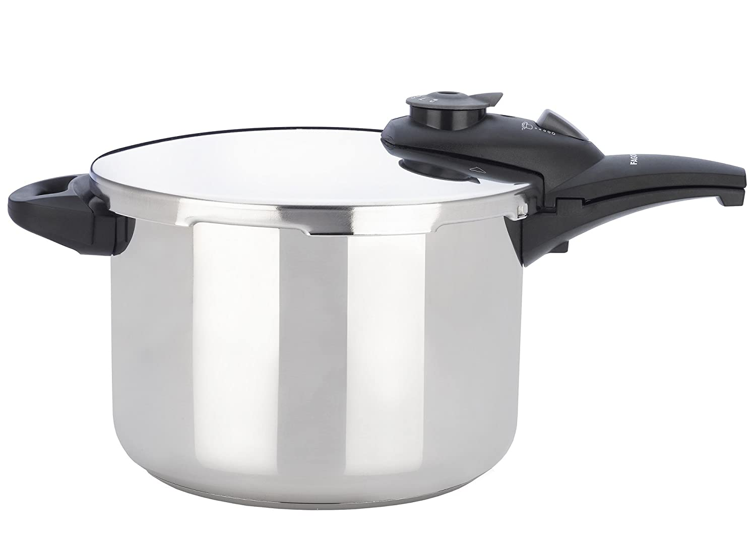 Buy fagor duo 8 quart pressure cooker from bed bath amp beyond - Amazon Com Fagor Innova Pressure Cooker 8 Quart Stainless Steel Kitchen Dining