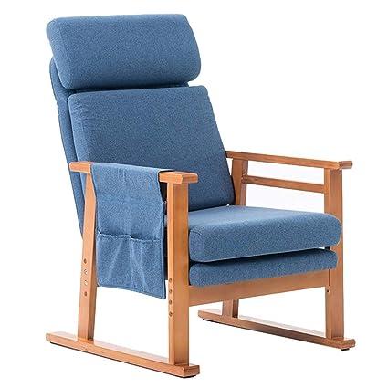 Amazon.com: Silla reclinable ajustable y plegable para sofá ...