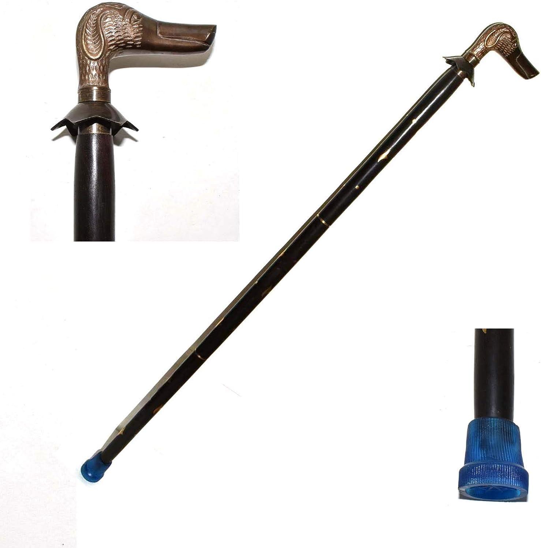 Solid Brass Designer Handle Victorian Vintage For Wooden Walking Cane //Stick