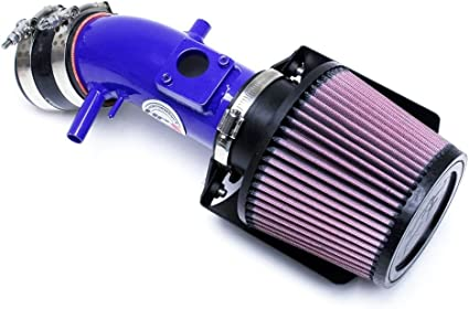 Aluminum Polished Cold Air Intake+Heat Shield for 2007-2016 Camry//Venza 3.5 V6