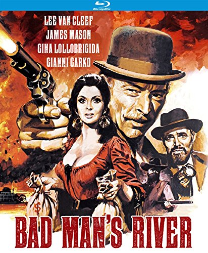 Bad Man's River (1971) [Blu-ray]