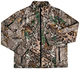 NFL Dallas Cowboys Huntsman Softshell Jacket, Real Tree Camouflage, X-Large