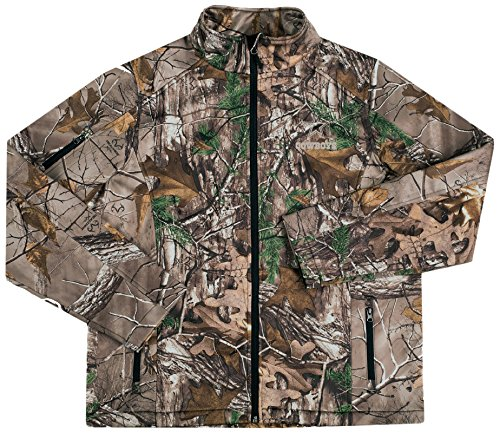 - NFL Dallas Cowboys Huntsman Softshell Jacket, Real Tree Camouflage, X-Large