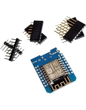Deinbe ESP8266 ESP-12 D1 Mini Módulo NodeMcu Lua Desarrollo WiFi Junta Micro USB 3.3