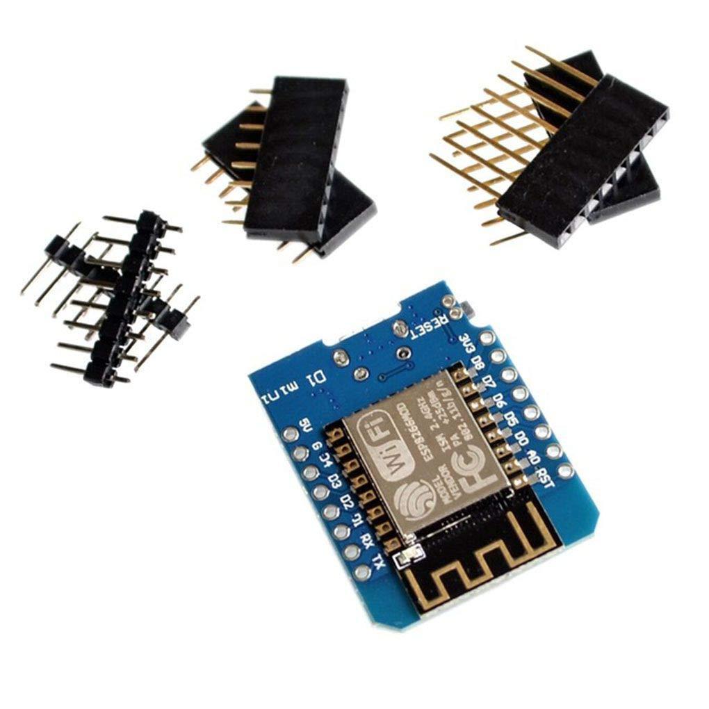 Busirde ESP8266 ESP-12 D1 Mini Module NodeMcu Lua Conseil WiFi développement Micro USB 3.3V Basé sur ESP-8266EX 11 Pin numérique F991149599813