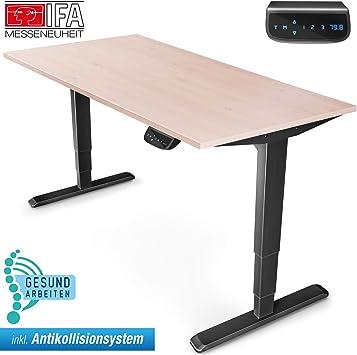 Deskfit DF500 - Mesa de Escritorio Regulable en Altura, Incluye ...