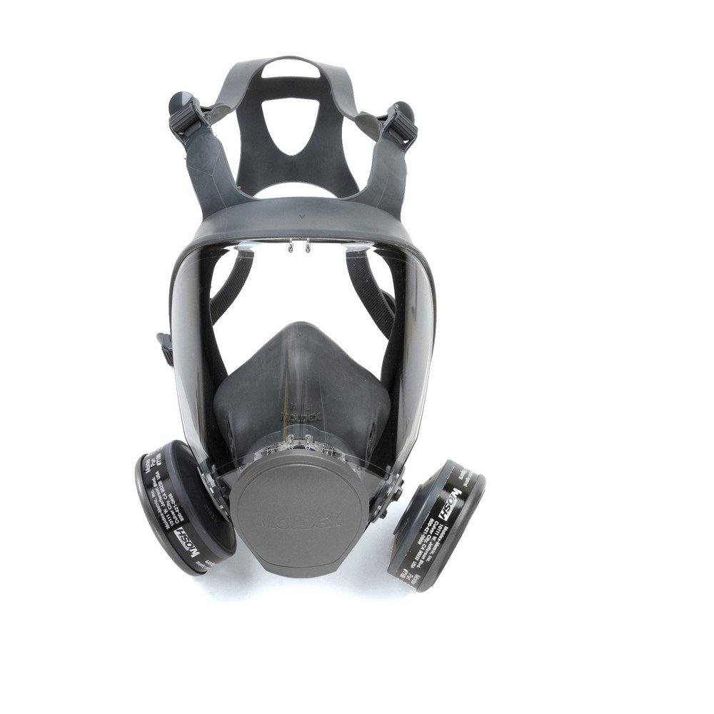 Moldex 9002 9000 Series Full-Face Respirator, Medium by Moldex (Image #4)